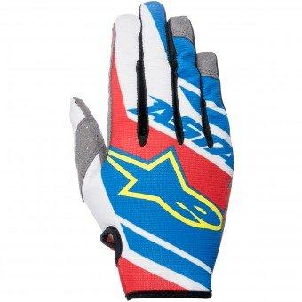 Racer supermatic blue red white s3